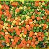 2015 frozen vegetable, frozen oriental mixed vegetable