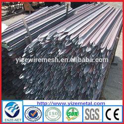 high quality Australian & Newzealand Steel Y Post / Star Picket Y post (factory)