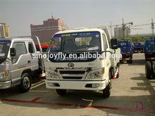 foton van truck 4x2 2014 new model foton van/box body truck 4x2