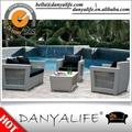 Dysf-d6503 Danyalife nueva exterior Patio de la rota de plástico muebles