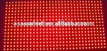 R,G,B,W,Y,A 560 gram color p10 outdoor single color led display module