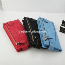 Xianjian 2015 Fashion Artificial Leather Branded Lady's Wallet (BXJ1775)