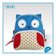 Kids Kindergarten pupils animal backpack manufacturers wholesale children Primary school students cartoon school bag
