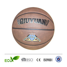 PU TPU PVC rubber basketball laminated basketball