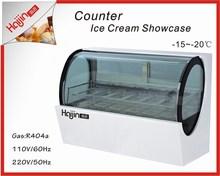 Yay- şeklinde dondurma dondurucu ücretsiz sizin tava
