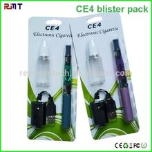 RMT Fast shipping Ego ce4 blister kit vaporizer pen for sale