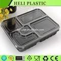 Barato plástico descartável fast food bandeja / Pan