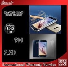 Privacy Tempered Glass LCD Anti-Spy Screen Protector Film Screen Guard Cover Shield for samsung S6
