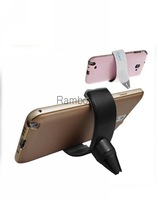 C-Lock Universal Cell Phone Car Air Vent Bracket Holder Mount for Samsung Galaxy S6 Edge for Bottles Cans
