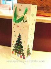 Christmas Bag Paper Gift Bag Paper Packaging Bag