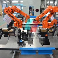 ABB mig welding robot OEM cad welding