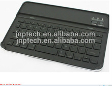 Black mini wireless Bluetooth Keyboard for IPAD mini screen use