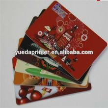 Printer UV Card Flatbed/Machine Card Inkjet Printing
