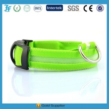Glow in the Dark Best Selling Led Pet Collar for dog