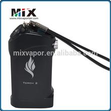 2015 New arrival variable voltage e cigarette mod big vapor torch 2 box mod