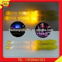Acrylic LED Stick & Light Up Thumb Wand & Mini Flashing Wand clear acrylic stick