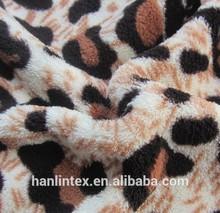 100 Poliester Anti Pilling Polar Fleece Fabric