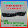 Para fordd 2014~on ranger de de las naciones unidas chg-1011 led nuevo estilo de la parrilla