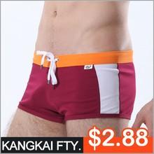 In stock wholesale polyester man underwear sex pic 2013 K844-PJ