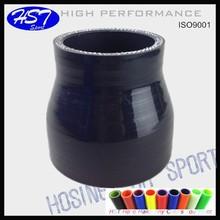 Elbow hose ID=51>48mm Black Color /Coupler/Silicone rubber hose