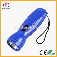 new child torch multicolor plastic emergency HX-816 torch led flashlight