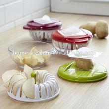 Top Sellers on Amazon Microwave Potato Chip Maker potato chip stick cutter