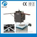 Janela de alumínio da porta de canto combinando máquina/alumínio máquina de corte de serra de esquadria dupla