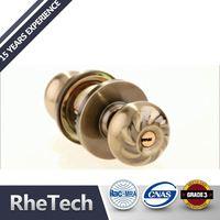 2015 Best Selling Best Quality Custom Shape Printed Round Cylinder Door Locks