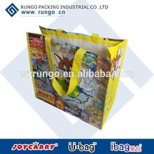 Eco Friendly PP Woven Show Bag Ningbo