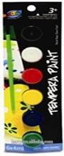 6ct*4ml Tempera Paint A0176