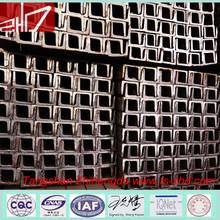 Best price steel u channel/din standard st37-2/st52 steel channel