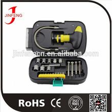 Hot selling oem cixi useful high level 28pcs auto mechanic tools set wholesale alibaba