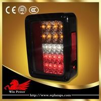 Winpower LED tail light for 2007-2013 European version Jeep Wrangler LED tail light