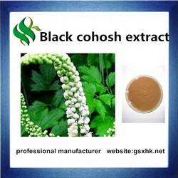 Herbal Plant Black cohosh extract