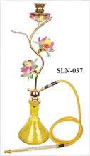 Popular Design Flower Hookah Types