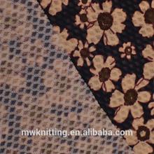 hot sale T-shirt fabric Polyester Mesh Fabrics
