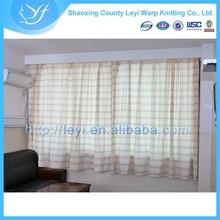LY-18 2015 Good Quality New Design Jaquard Window Curtain