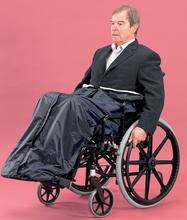 Wheelchair apron . button down leg warmers,colorful leg warmers