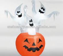 Advertising inflatable pumpkin halloween decorations