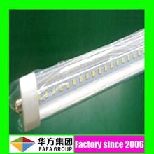 2015 Ul 8ft Fa8 Single Pin /one Pin Led Tube Light replace T12 Led Fluorescent Tube