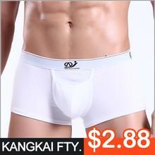 best selling products modal lycra men's boxer shorts K828-PJ