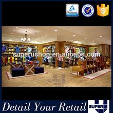 factory price wholesale durable clothes shop equipment
