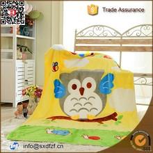 children Fleece Blanket/ cartoon Blanket