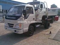 single row seat foton k series mini truck