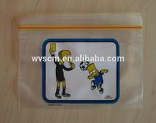 family use zip lock bag, packing film zipper bag, slider bags