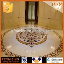 Best Seller Pretty rectangle shape marble flooring