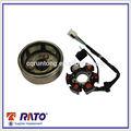 Rato 90cc moto magnéto pièces avec rotor et stator