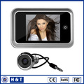 Digital espectador de la puerta electrónica de la puerta espectador del ojo
