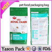 Yason jiffy padded envelopes transparent pet film aluminum foil film for powder food