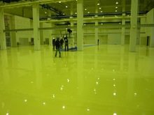 Maydos JD-2000 self-leveling epoxy floor paint concrete